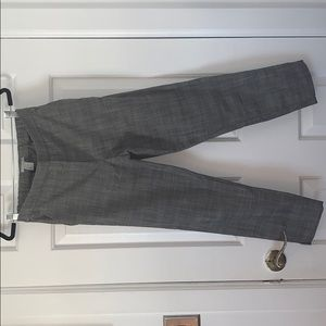 Gray H&M work pants